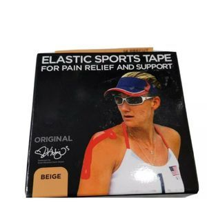 KT TAPE Kinesiology Therapeutic Cotton Sports Tape